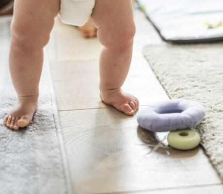 お尻はギュッとしているより、ぷりんっとしてた方がかんたんに開脚ができる。