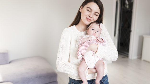 産後、子育てで疲れたおかあさんのからだに効果のあるエクササイズ